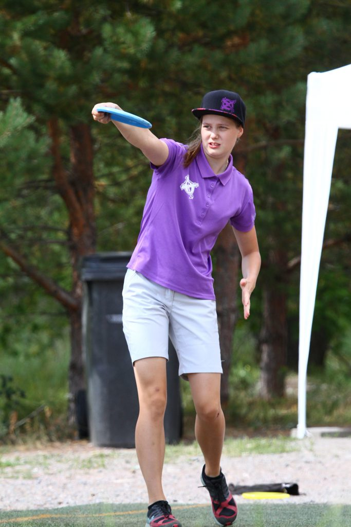 European Open päättyi Nokialla — Henna Blomroosille hopeaa