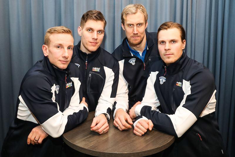 Rukka solmii mittavan sponsorisopimuksen Jääkiekkoliiton kanssa